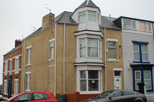 Thumbnail Terraced house for sale in Dean Road, South Shields