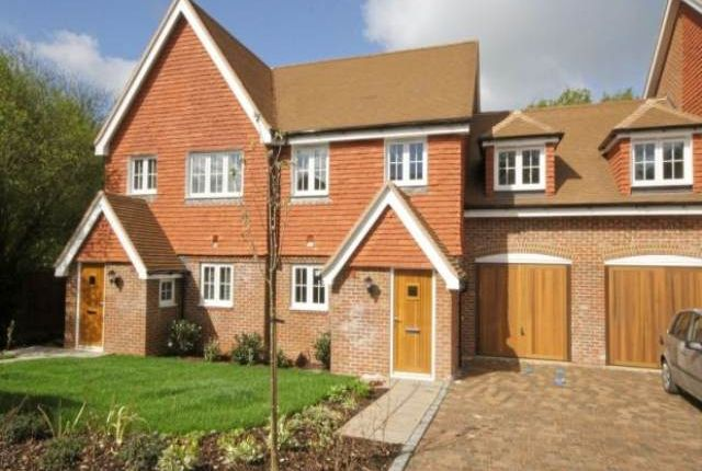 Thumbnail Terraced house to rent in Willow Mews, Platt, Sevenoaks