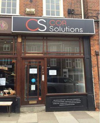 Thumbnail Retail premises to let in Hermitage Road, Hitchin