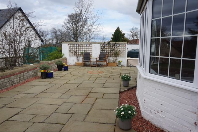 Patio of Resaurie, Inverness IV2