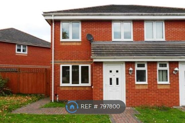 Thumbnail Semi-detached house to rent in Somerford Walk, Widnes