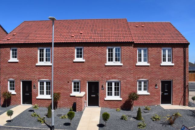Thumbnail Terraced house for sale in 13 Thornfield Way, Aslockton