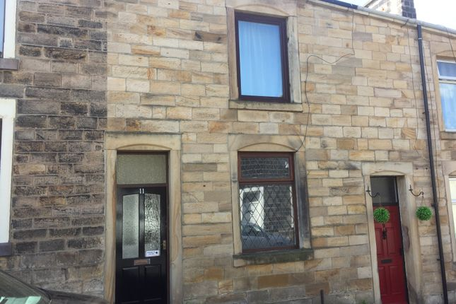 Thumbnail Terraced house to rent in Ann Street, Brierfield