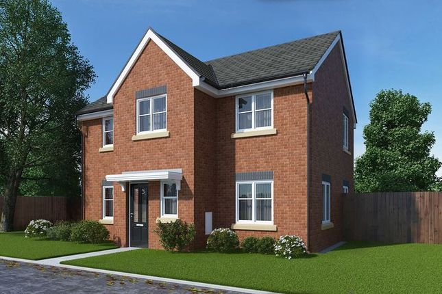 Thumbnail Property for sale in Plot 2, The Bromley, Gee Cross, Hyde
