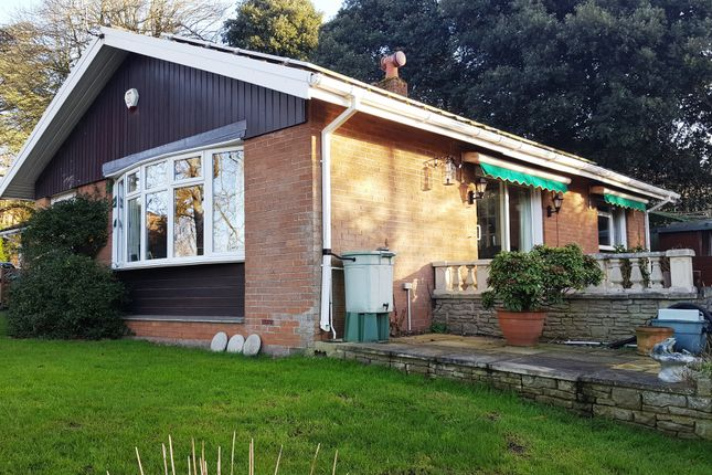 Thumbnail Detached bungalow for sale in Channells Hill, Westbury-On-Trym, Bristol