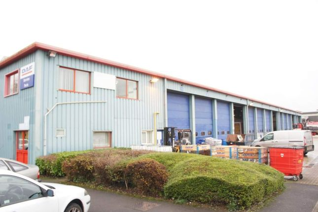 Thumbnail Light industrial to let in Radway Road, Swindon, Wiltshire