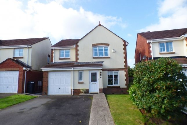 Thumbnail Detached house for sale in Pitcairn Crescent, Torquay