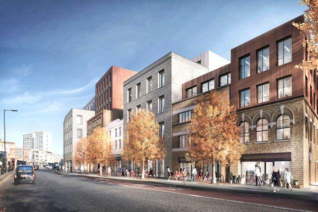 Thumbnail Flat for sale in London Terrace, Hackney Road, London