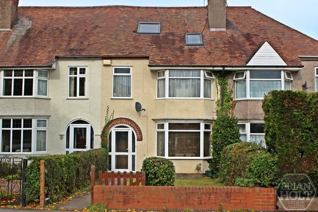 Thumbnail Terraced house for sale in Kenpas Highway, Green Lane, Coventry