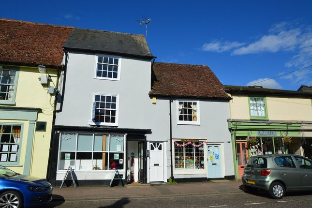 Thumbnail Town house for sale in High Street, Clare, Suffolk