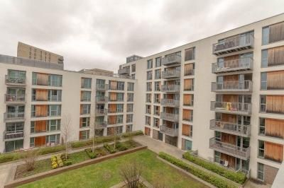 Thumbnail Flat to rent in Bramwell Way, Heron Place, Canning Town