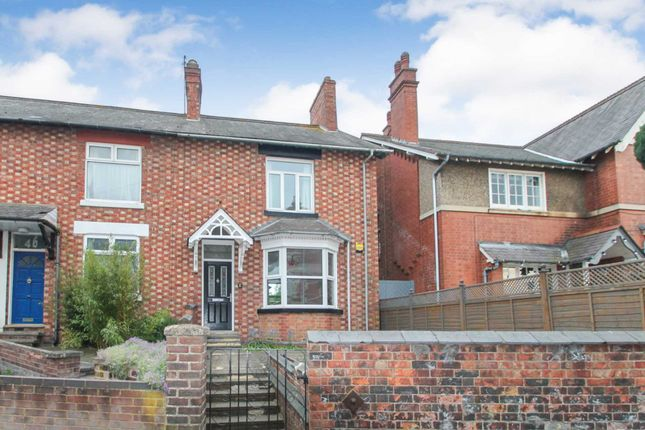 Thumbnail Semi-detached house for sale in Newton Road, Rushden