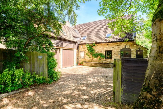 Thumbnail Detached house for sale in Newton Road, Cambridge