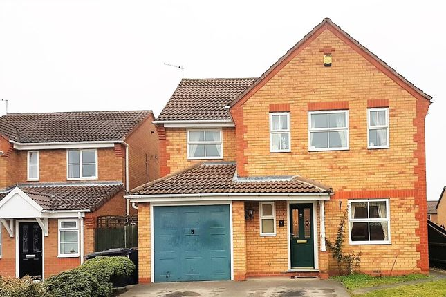 4 bed detached house for sale in Ratcliffe Avenue Branston, Burton On Trent