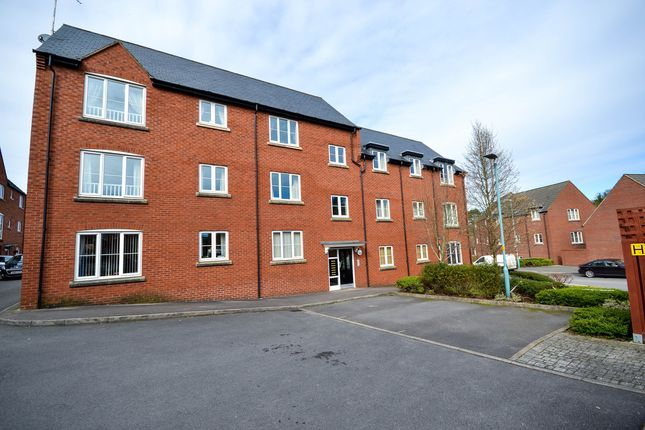 Thumbnail Flat to rent in Phelps Mill Close, Dursley