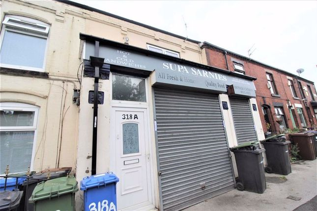 1 bed flat to rent in King Street, Dukinfield SK16