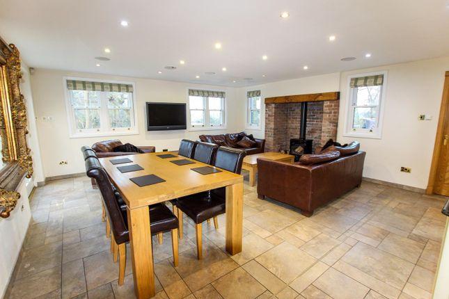 Thumbnail Detached house for sale in Alder Lane, Burtonwood, Warrington