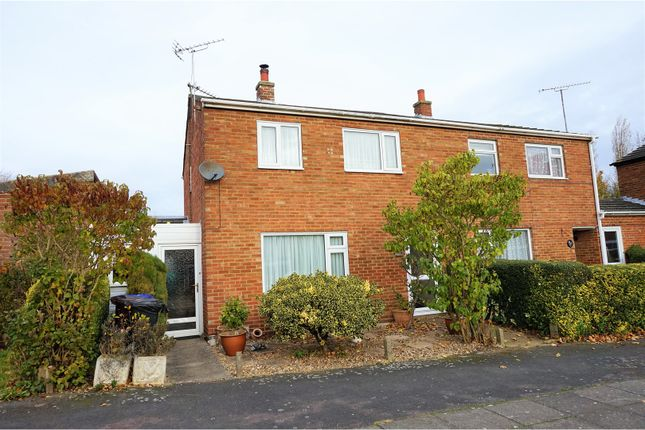 Semi-detached house for sale in Balmoral Drive, Haverhill