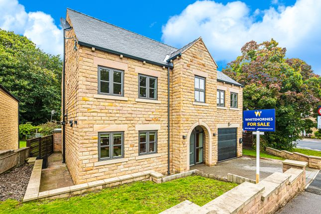 Thumbnail Detached house for sale in Weetwood Drive, Sheffield