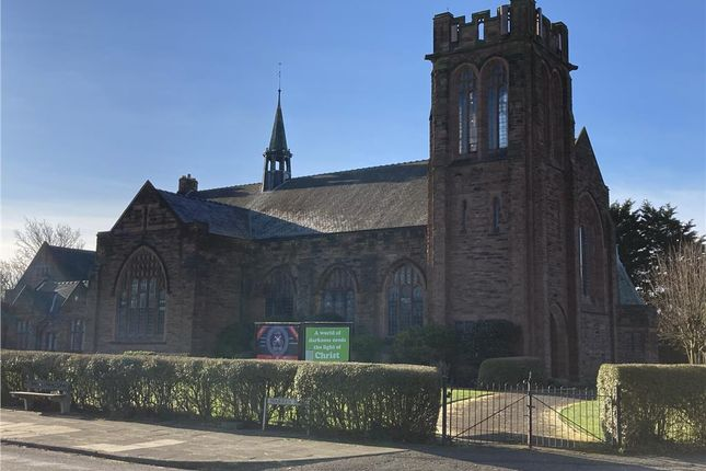 Thumbnail Land for sale in Former Urc Church, 31 Warren Road, Liverpool, Merseyside
