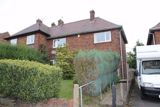 3 bed semi-detached house for sale in Birches Avenue, South Wingfield, Alfreton DE55