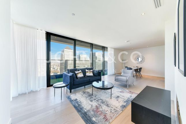 2 bed flat for sale in Bagshaw Building, Wardian, London E14