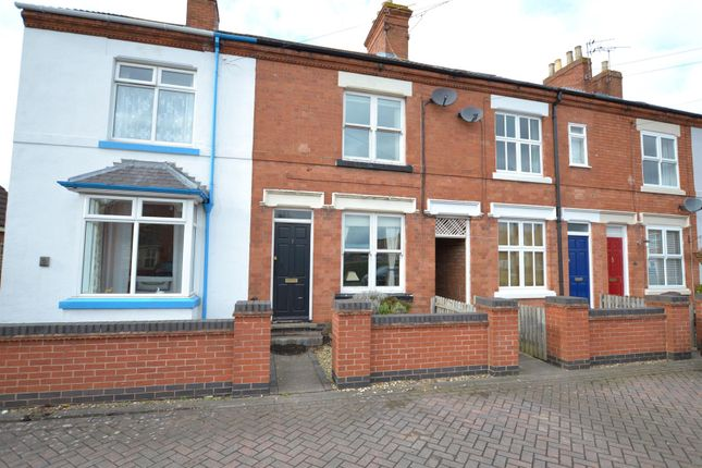Thumbnail Terraced house for sale in Mansfield Avenue, Quorn, Leicestershire