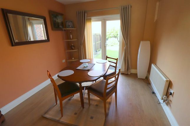 Dining Room of St. Phillips Close, Auckland Park, Bishop Auckland DL14