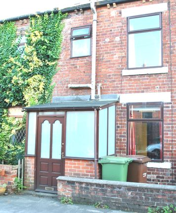 2 bed terraced house to rent in Cross Park Street, Horbury, Wakefield WF4