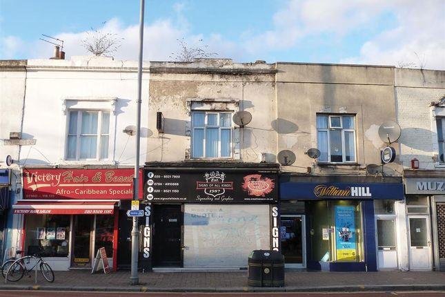 Thumbnail Commercial property for sale in Warwick Terrace, Lea Bridge Road, London