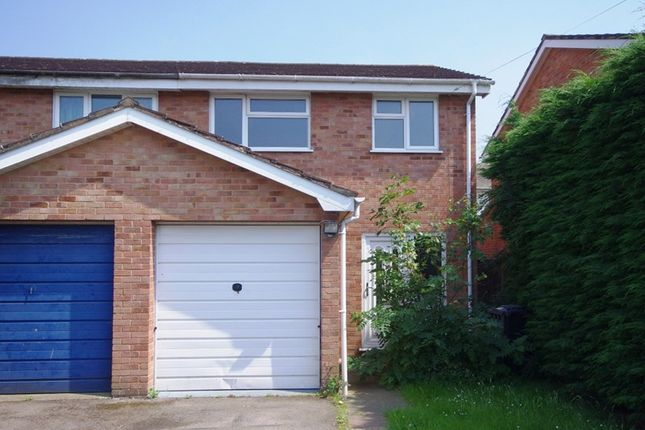 Thumbnail Semi-detached house to rent in West View, Newent