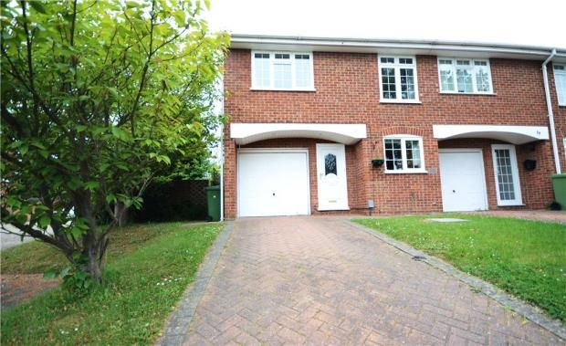 Thumbnail Semi-detached house for sale in Malvern Road, Farnborough, Hampshire