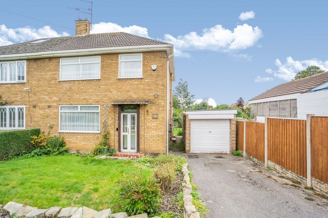 Thumbnail Semi-detached house for sale in Windermere Road, Prenton