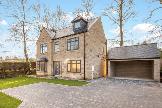 5 bed detached house for sale in Clough Lane, Brighouse HD6