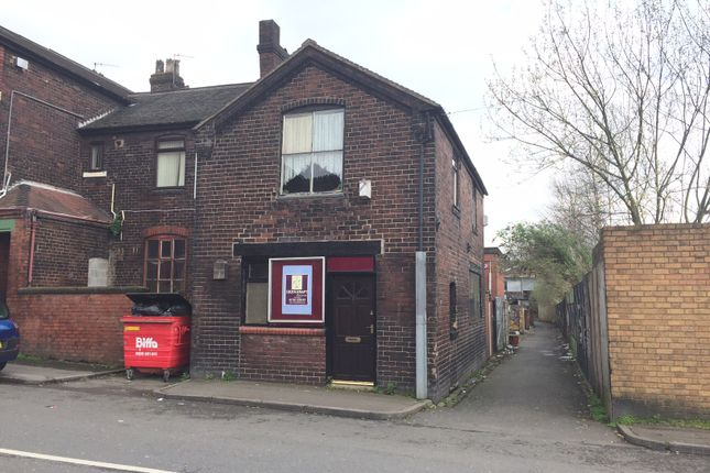 Light industrial for sale in 3 Newport Lane, Burslem, Stoke-On-Trent, Staffordshire