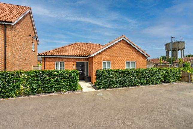 3 bed detached bungalow for sale in Great Melton Road, Hethersett, Norwich NR9