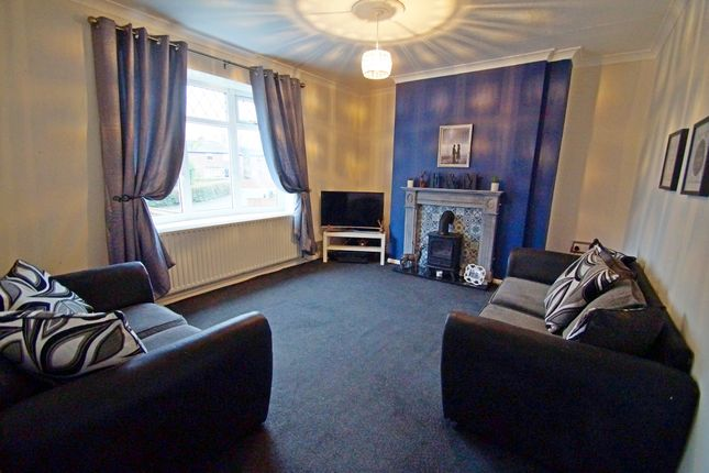 Thumbnail Terraced house for sale in The Moorlands, Durham