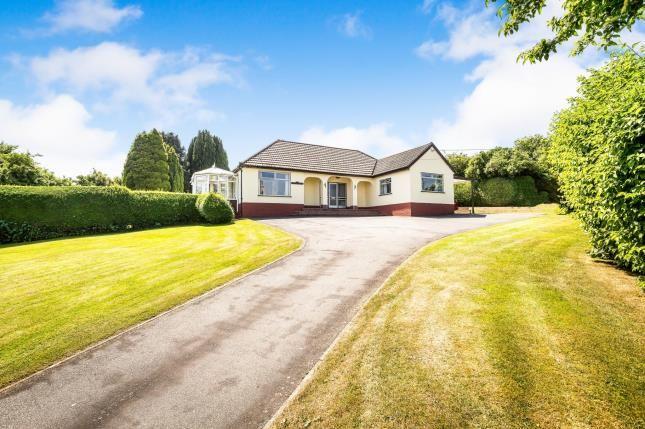 Thumbnail Bungalow for sale in Sandy Lane, Bagillt, Flintshire, North Wales