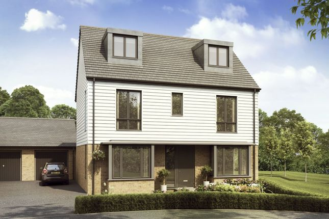 "Thumbnail Detached house for sale in ""Wren I"" at Brighton Road, Coulsdon"