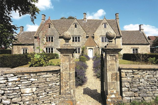 Thumbnail Detached house for sale in Tresham, Wotton-Under-Edge, Gloucestershire