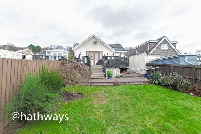 Thumbnail Semi-detached bungalow for sale in St. Augustine Road, Griffithstown, Pontypool