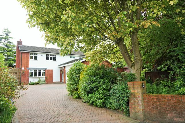 Thumbnail Detached house for sale in School Lane, Preston