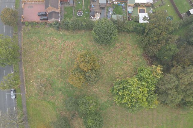 Thumbnail Land for sale in Sprinkbank Road, Burslem, Stoke-On-Trent