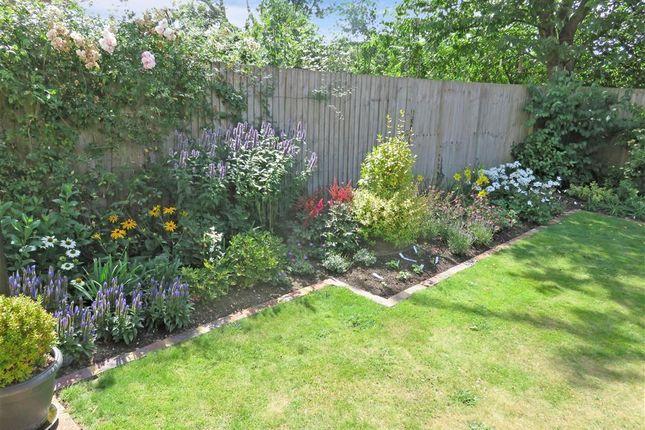 Rear Garden of Leonard Gould Way, Loose, Maidstone, Kent ME15