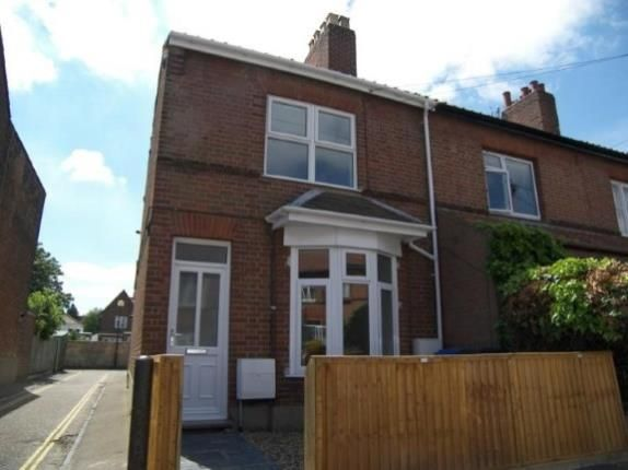 Thumbnail End terrace house for sale in Norwich, Norfolk, .