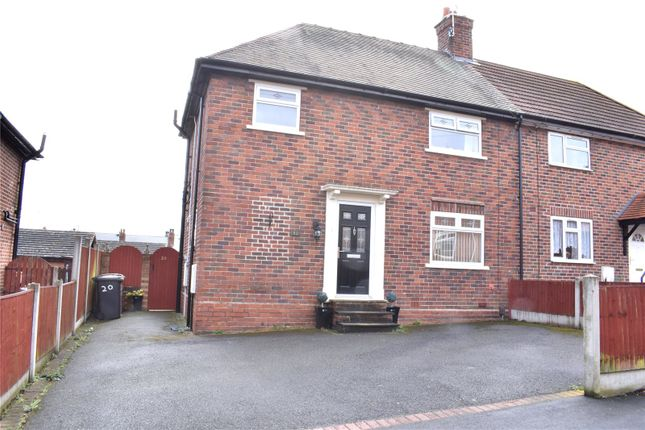3 bed semi-detached house for sale in Ashdale Road, Ilkeston, Derbyshire