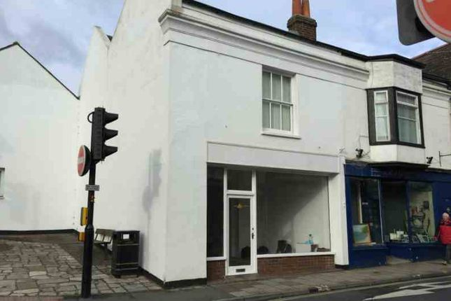 Thumbnail Office for sale in Wheelwrights, High Street, Ryde