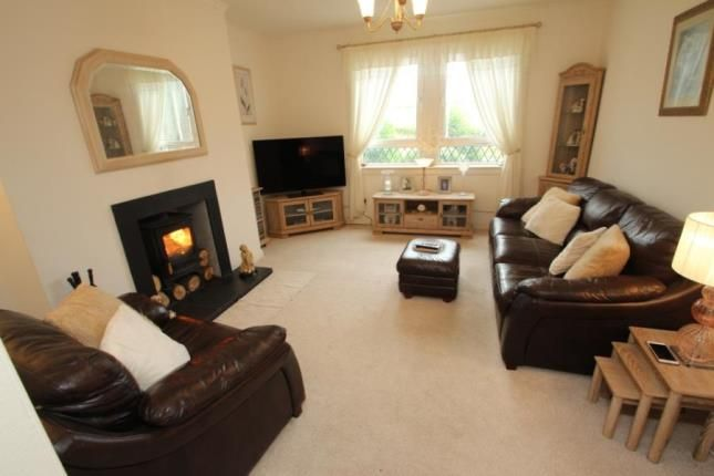 Lounge of Moffathill, Airdrie, North Lanarkshire ML6