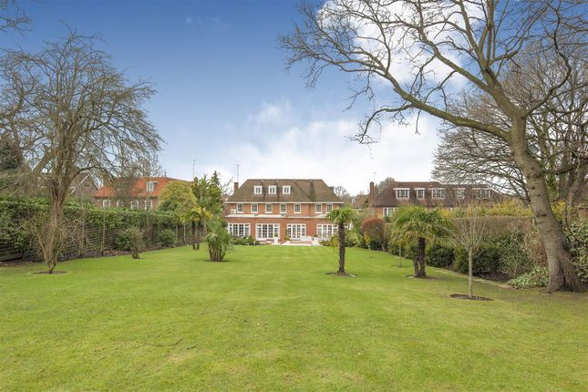 Thumbnail Detached house to rent in Winnington Road, Kenwood