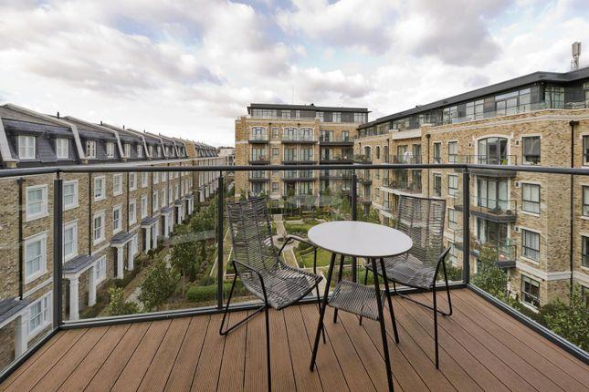 Balcony of Palladian Gardens, London W4